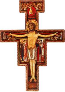 Image result for san damiano cross