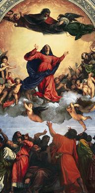 Assumption - Titian