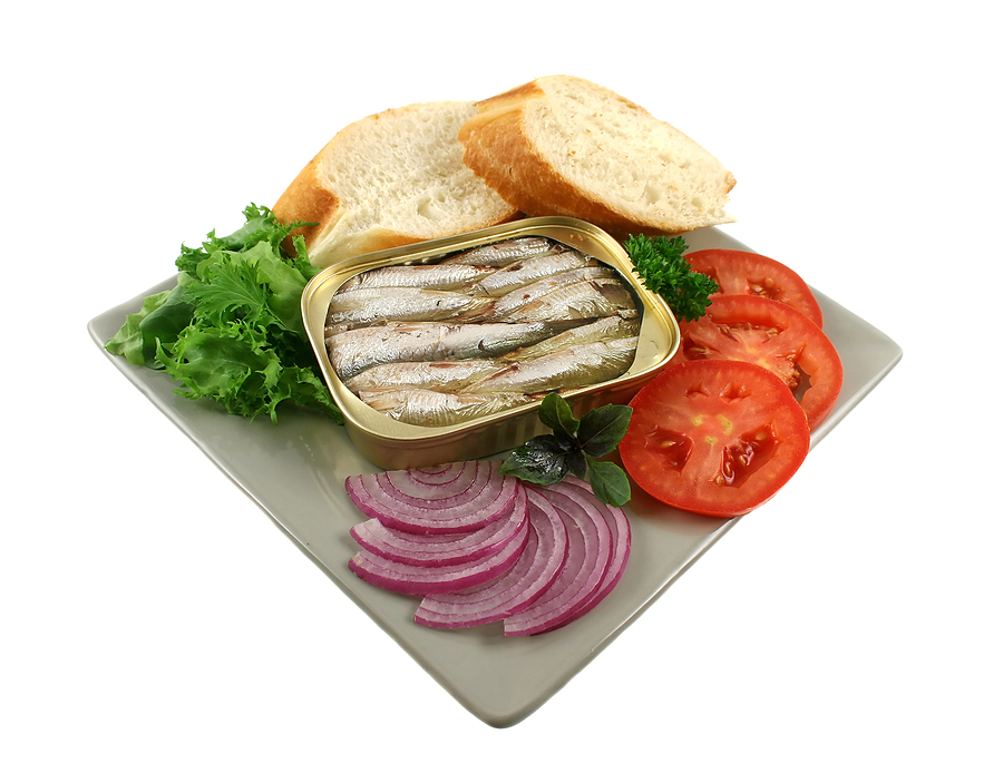 Cooking lent for Sardine lunch ideas