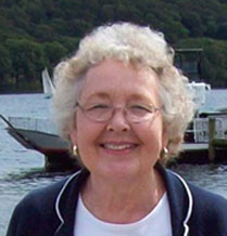 photo of Mary Haynes taken from the web